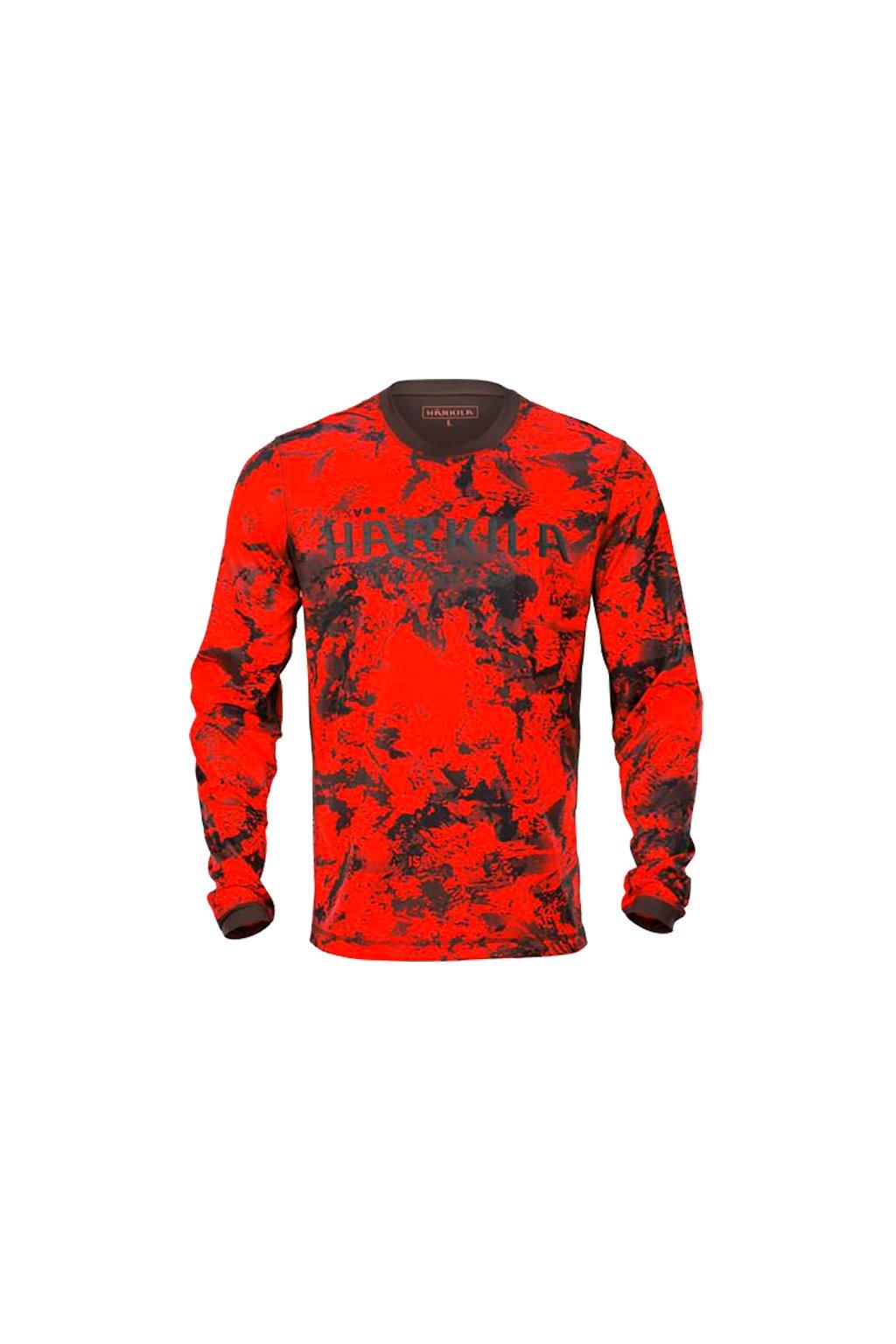 Härkila - Wildboar Pro triko pánské s dlouhým rukávem