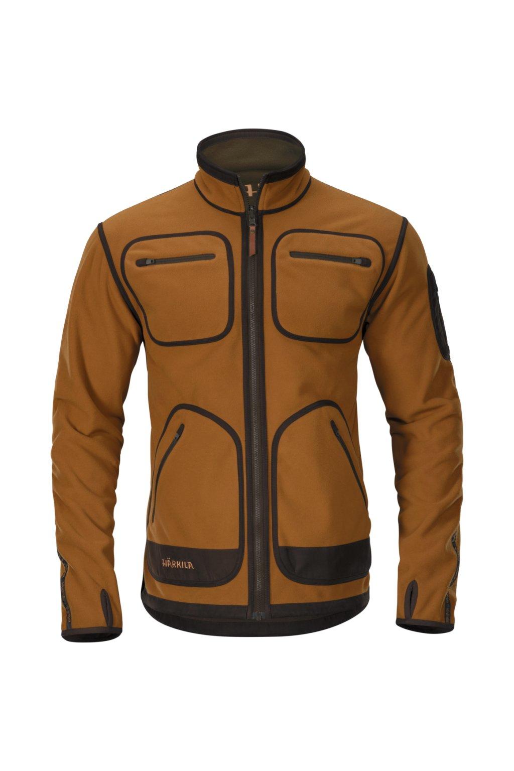 HÄRKILA - Kamko 10 Anniversary fleece jacket