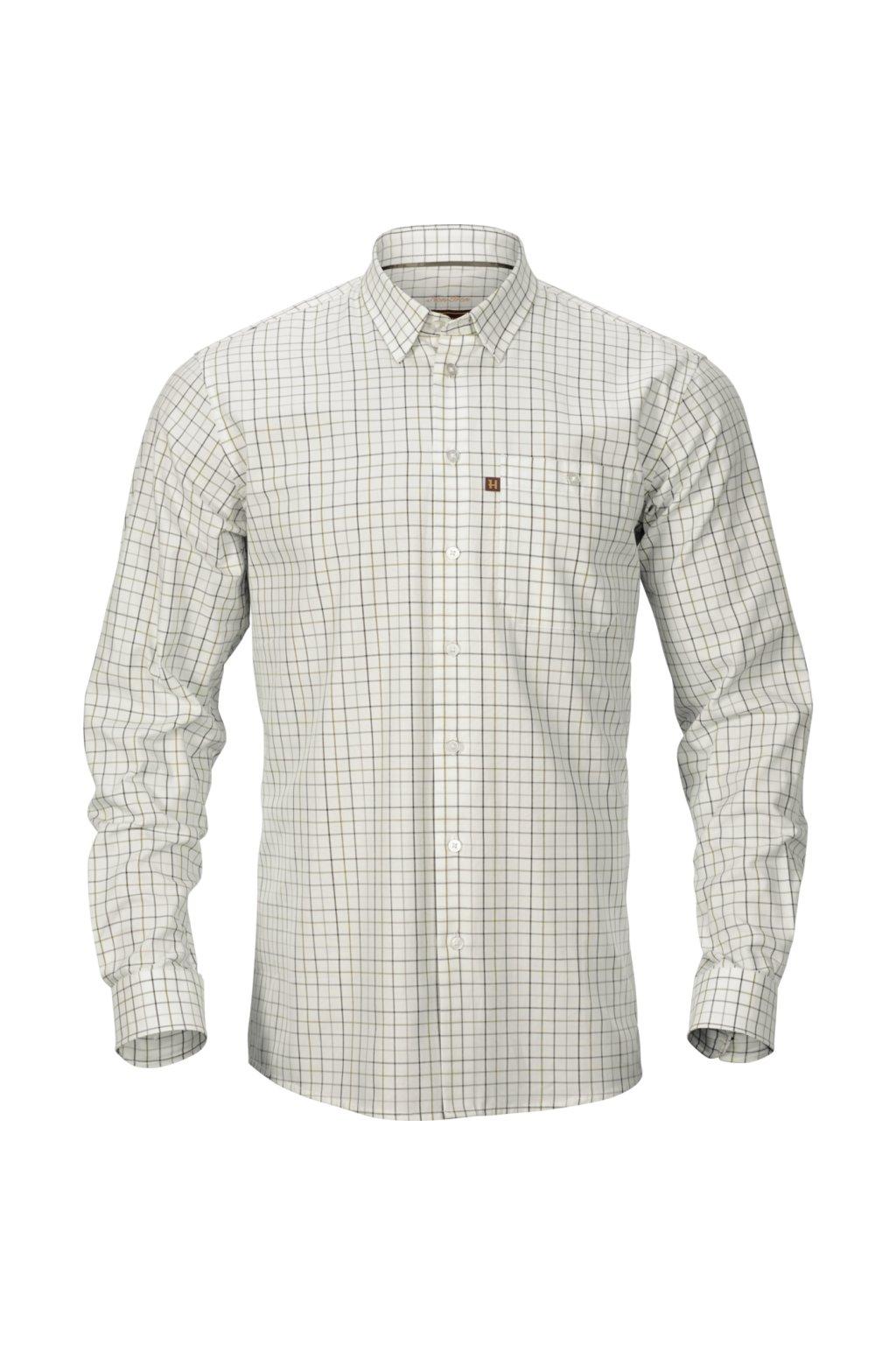 HÄRKILA - Retrieve košile pánská s dl.rukávem