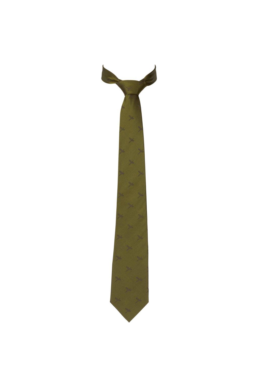 Harkila - Retrieve Pheasant kravata Olive