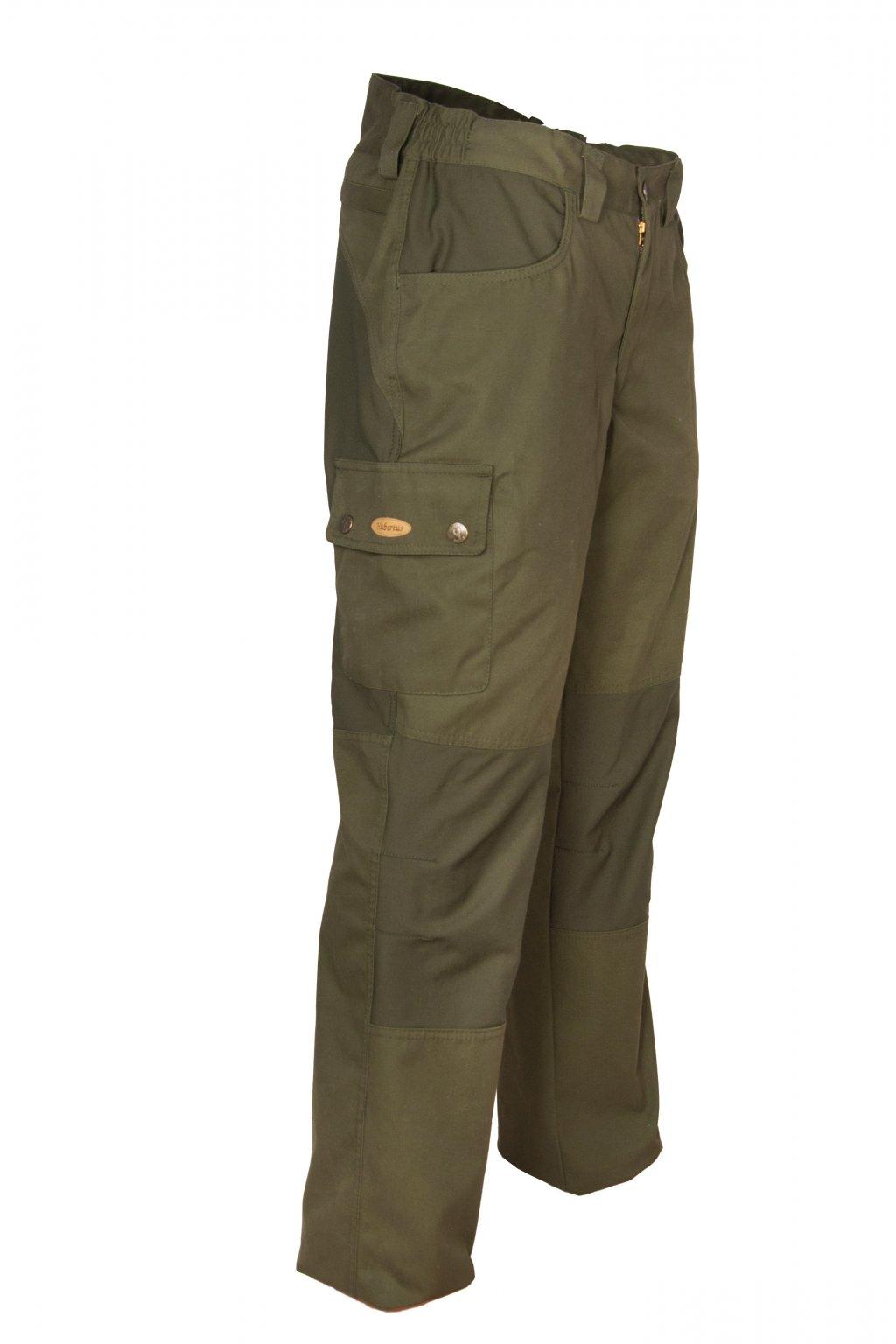 HUBERTUS - Canvas stretch outdoorové kalhoty pánské