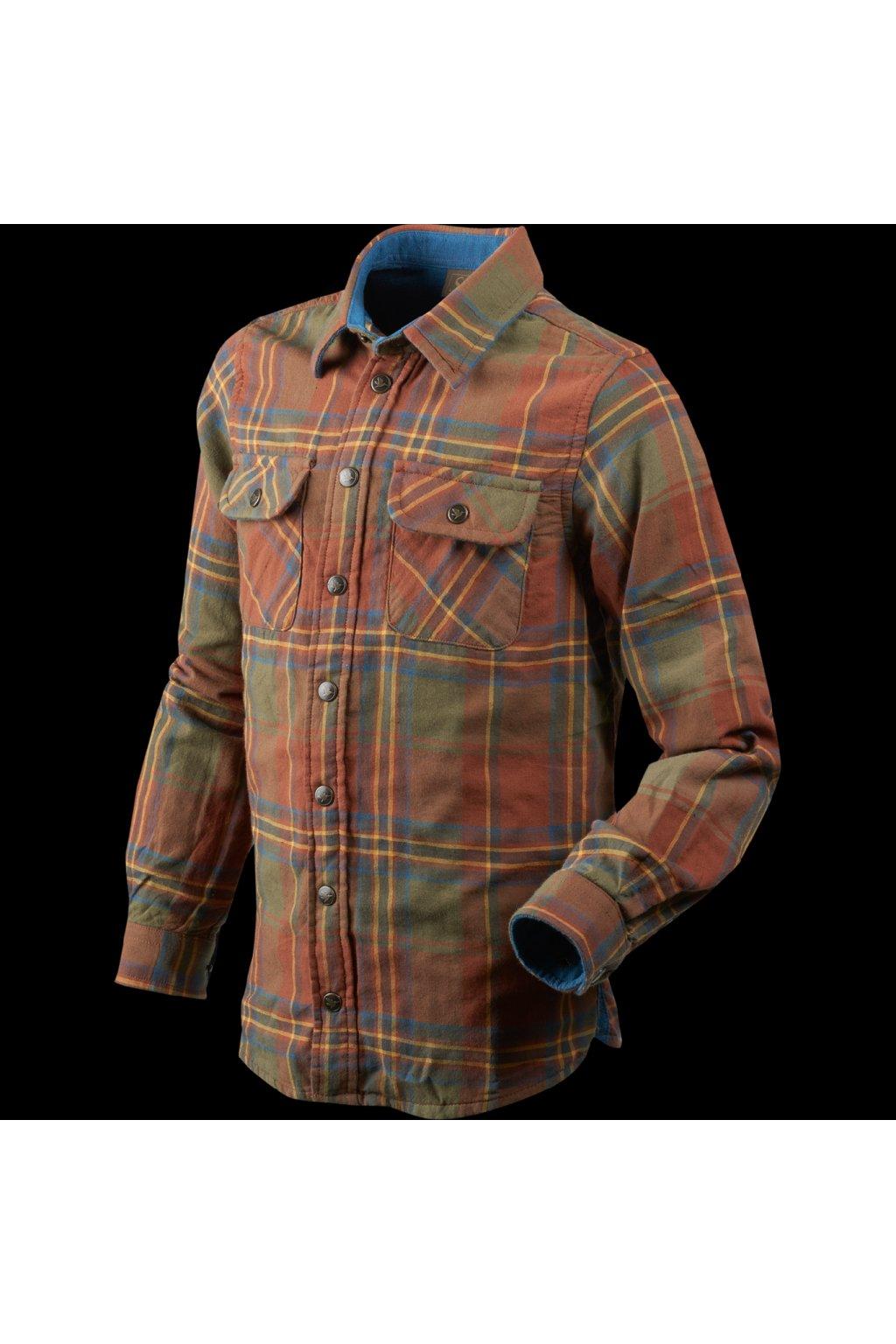 Seeland - Nolan dětská košile teplá