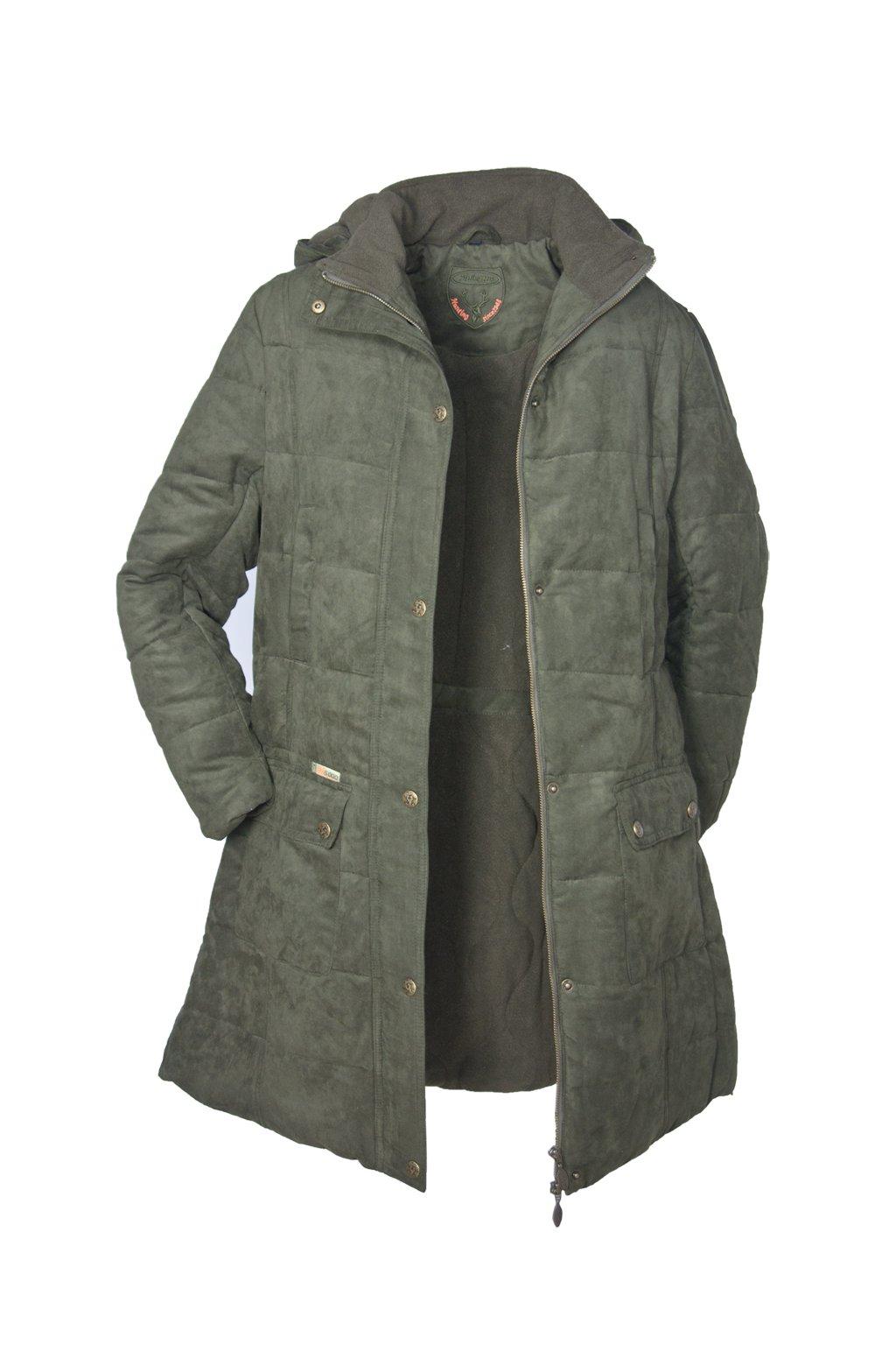 HUBERTUS - dámský lovecký kabát zimní