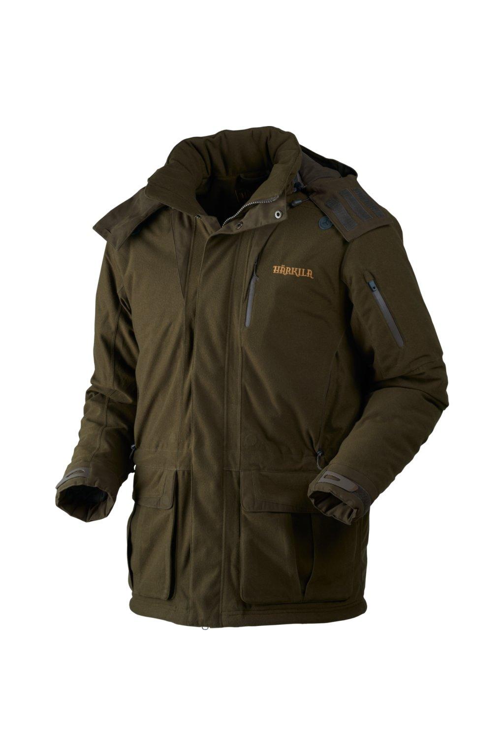 HÄRKILA - Norfell bunda pánská zimní