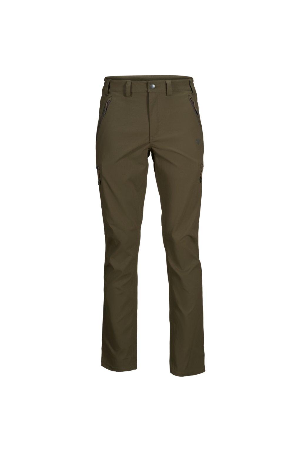 Seeland - Outdoor stretch kalhoty pánské Pine green