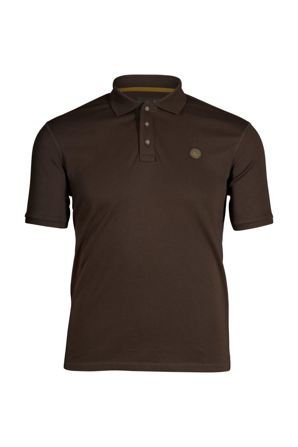 Seeland - Skeet Polo triko pánské Classic Brown