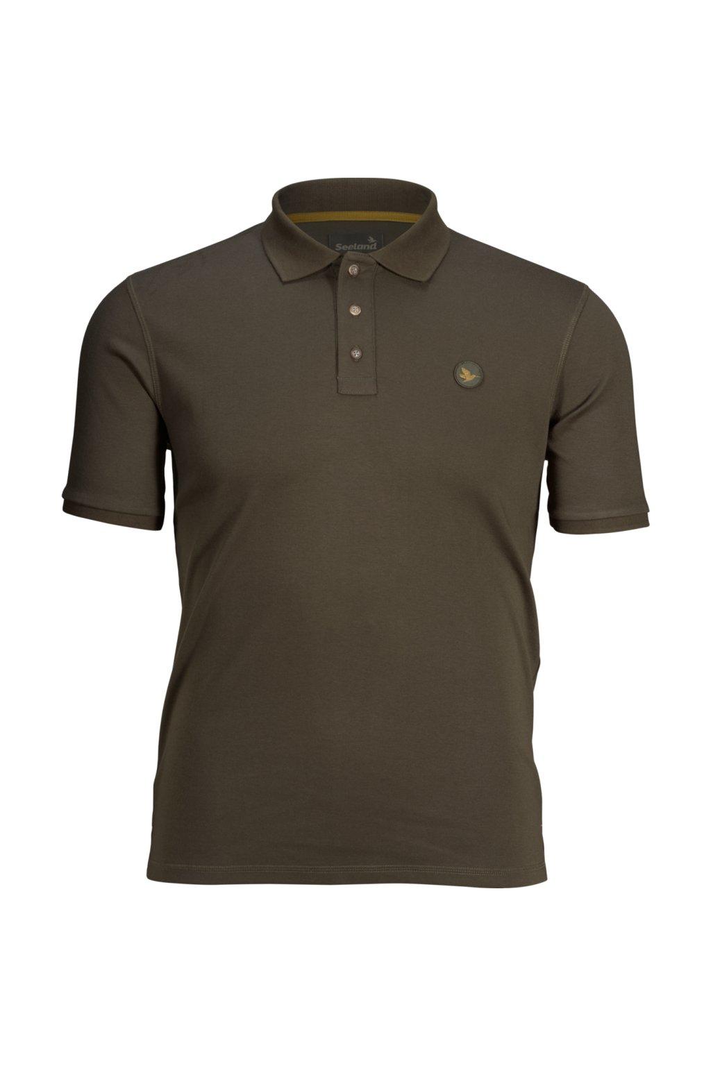 Seeland - Skeet Polo triko pánské Classic Green