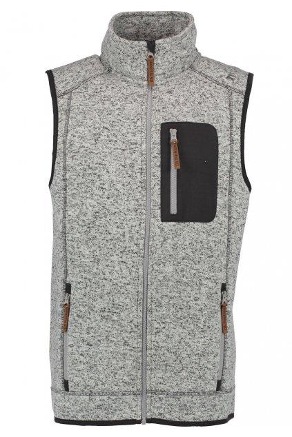 ORBIS - vesta pánská šedá (3937)