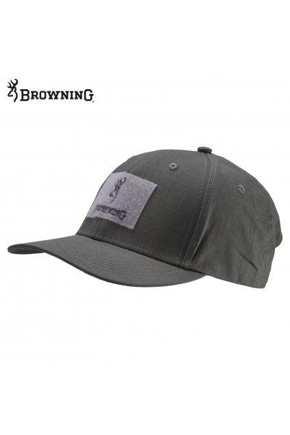 BROWNING - kšiltovka ONE SIZE BEACON zelená