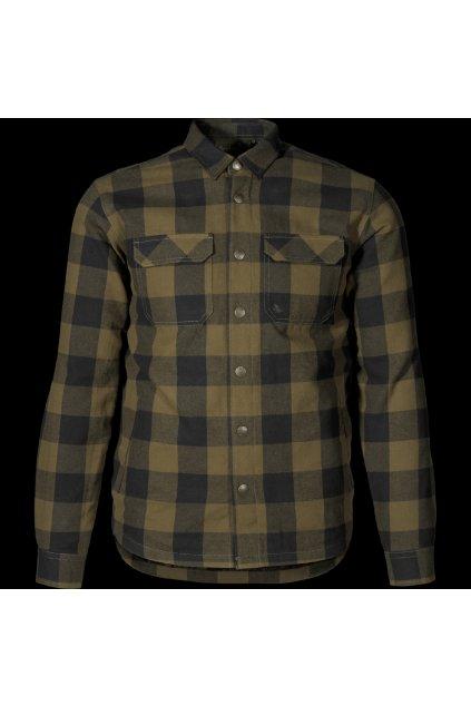 Seeland - Canada zateplená prošívaná košile