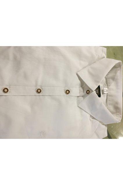 Košile dámská bílá klasik