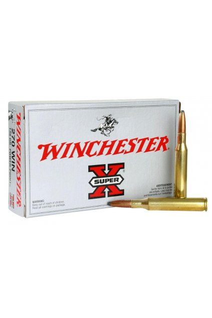 winchester super x 270 win 150grn power point ammunition 20 pack x2704