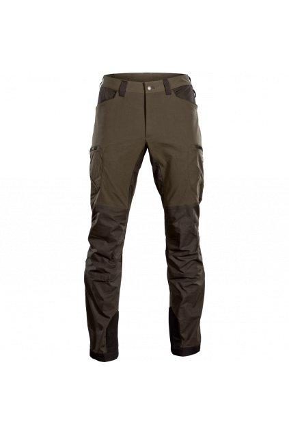 HÄRKILA  - Ragnar kalhoty Willow green/Shadow grey
