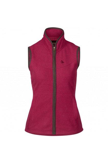 Seeland - Woodcock fleece vesta dámská (classic red)