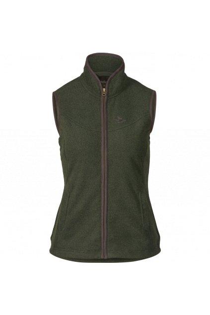 Seeland - Woodcock fleece vesta dámská (zelená)