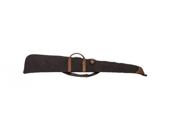 akah shotgun cover loden moose leather