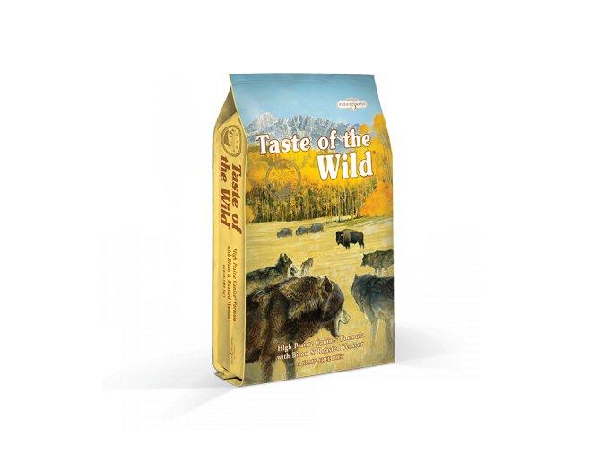 taste of the wild high prairie canine