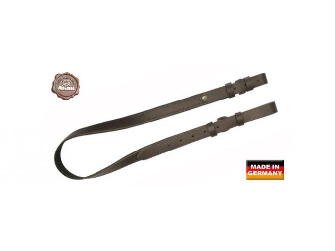 akah leather rifle sling
