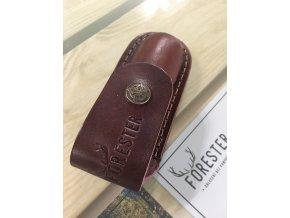 kožené pouzdro na nůž FORESTER 11cm