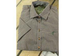 Košile dámská s krátkým rukávem (barva 65)