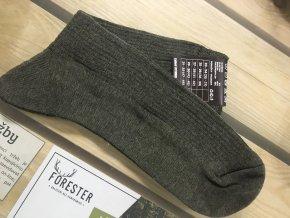 Ponožky zelené slabé