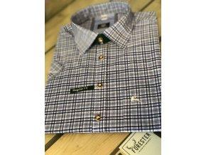 ORBIS - Košile pánská s krátkým rukávem Regular Fit