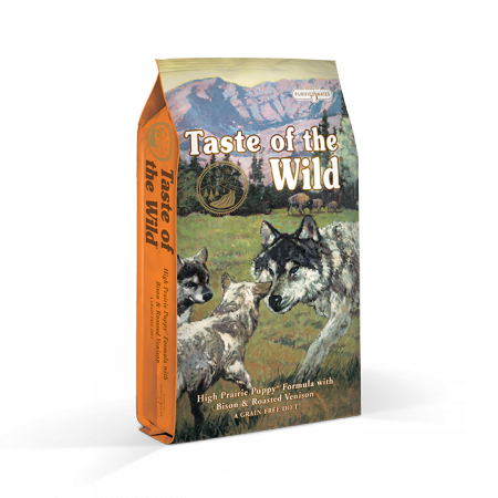 Taste of the Wild - High Prairie Puppy 2 kg