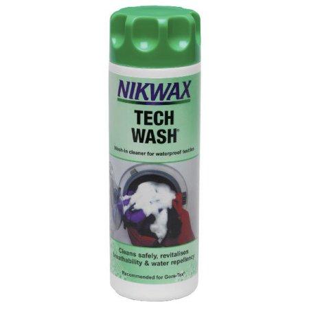 NIKWAX TECH WASH 300ml - tech.čistič pro voděodolné text.materiály