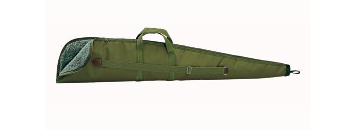 Pouzdro na zbraň zelené vypolstrované