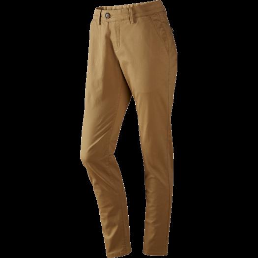 HÄRKILA - Norberg kalhoty chinos dámské (písková barva) Velikost: 38