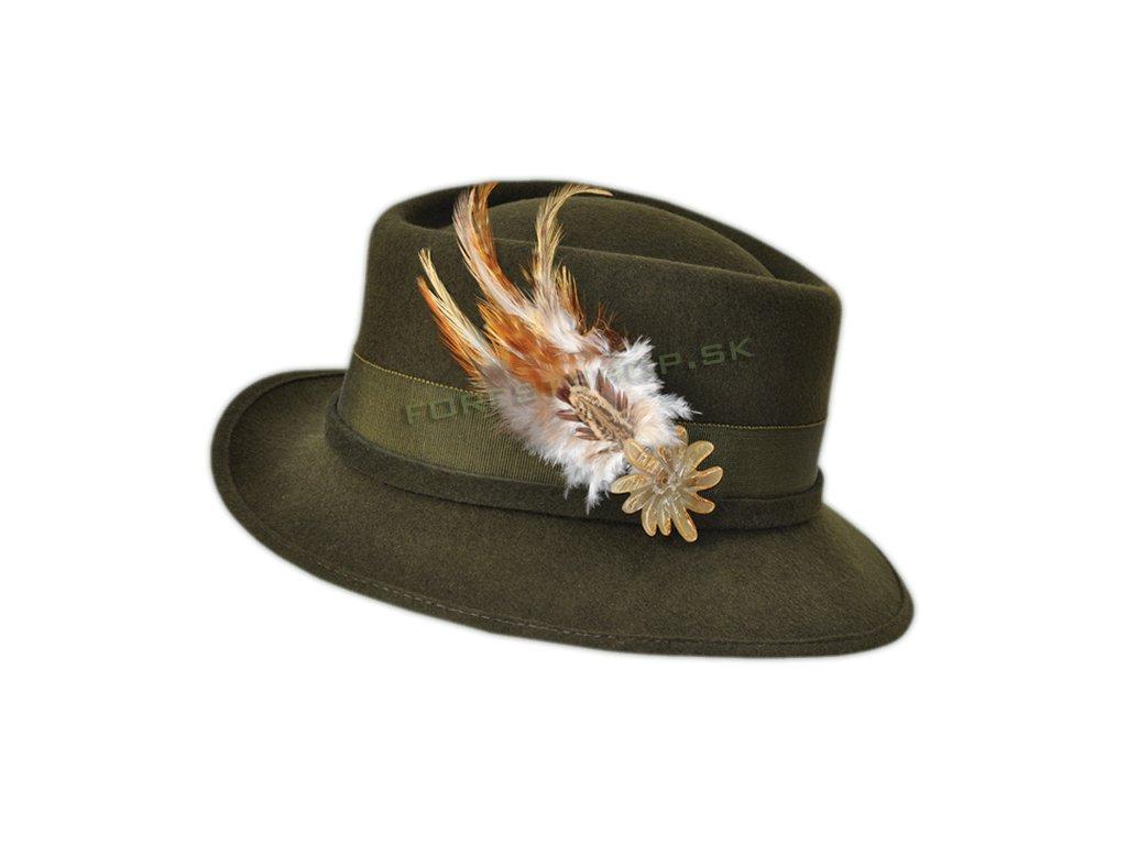 7546e8a4009a Dámsky poľovnícky klobúk DARINA - WERRA