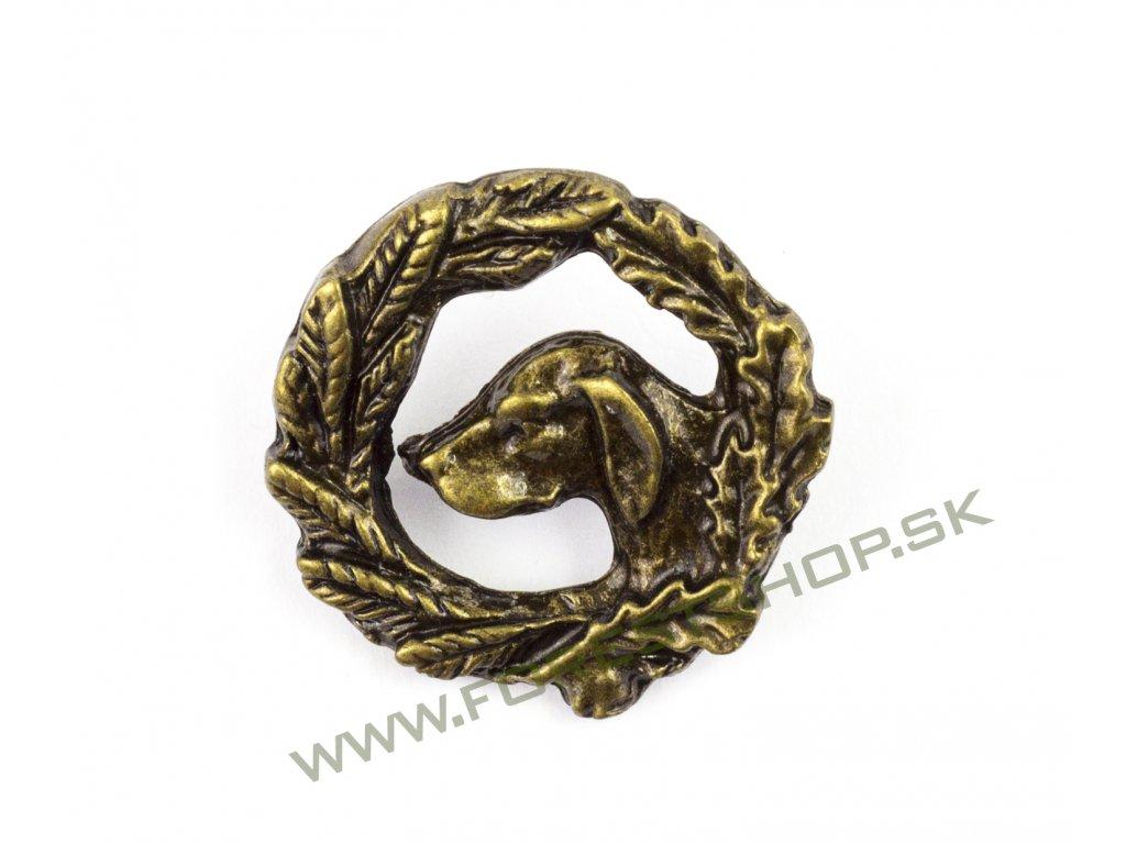 ac05b8f27 Odznak poľovnícky pes - Forestshop.sk