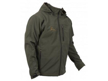 Poľovnícka softshellová bunda zn. FOREST