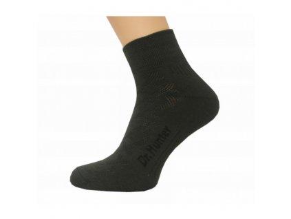 Poľovnícke ponožky Dr. Hunter Coolmax znížené - DHC-N