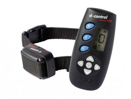 elektronicky vycvikovy obojok dogtrace d control 400