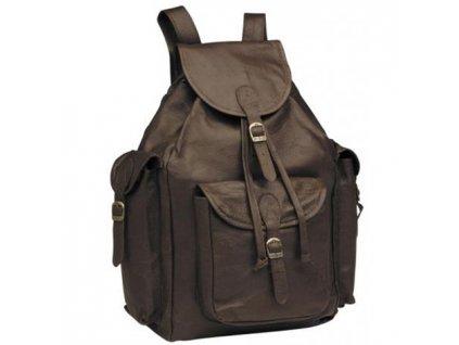 kozap polovnicky kožený batoh 5A