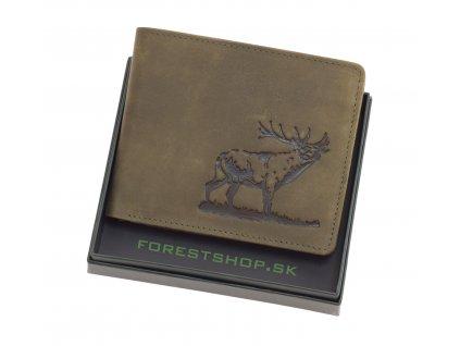 Polovnicka kozena penazenka Jelen ruciaci MG 0258 OK