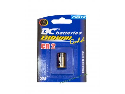 Bateria BC CR2
