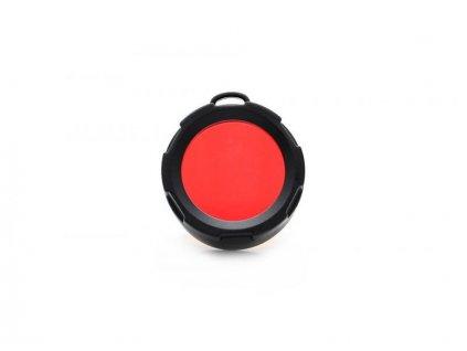 cerveny filter pre olight m21