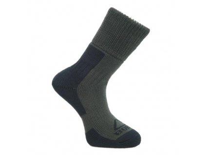 03 Ponožky BOBR - zimné