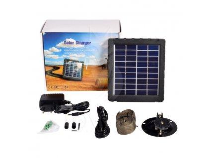 Solarny panel 12V