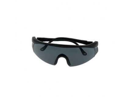 Strelecké okuliare dymové sklá