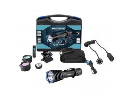 LED baterka OLIGHT Warrior X KIT 2000 lm