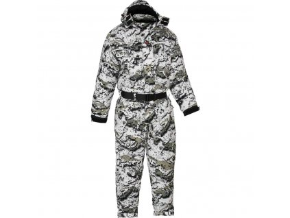 Polovnick overal Thermo Veil Zero Snow Swedteam