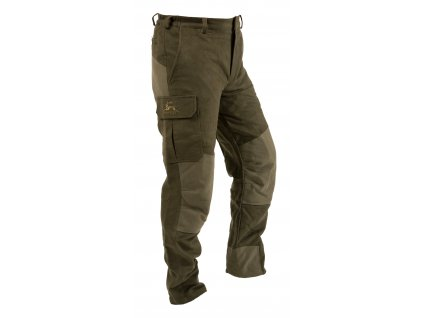 Poľovnícke dyftýnové nohavice FOREST 3008