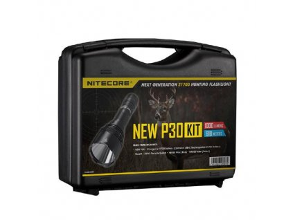 svietidlo P30 NEW Nitecore