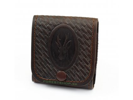 Puzdro na nabuje 5x gula srnec oval MG 9132 OK