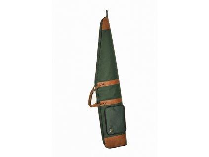 Poľovnícke Puzdro na zbraň s 1 vreckom a koženkou