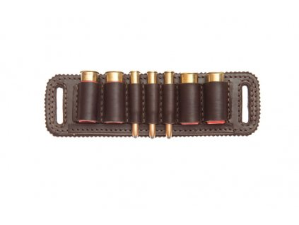 Nábojový pás prevlečka kombinovaný guľa/brok NP12 Zubíček