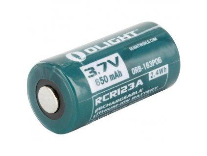 Batéria Olight RCR123A 650 mAh 3,7V 03